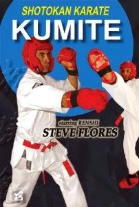 Shotokan Karate Kumite DVD Steve Flores