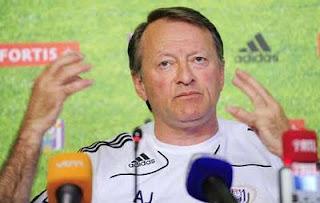 ariel jacobs coach rsca