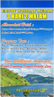 Promo Tour Danau Toba (1)