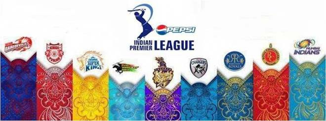 PEPSI IPL 2013  - Schedule &amp; Team Squad