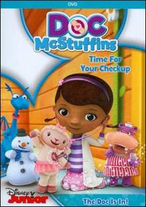 Ver Película Doc McStuffins: Time for Your Checkup Online Gratis (2013)