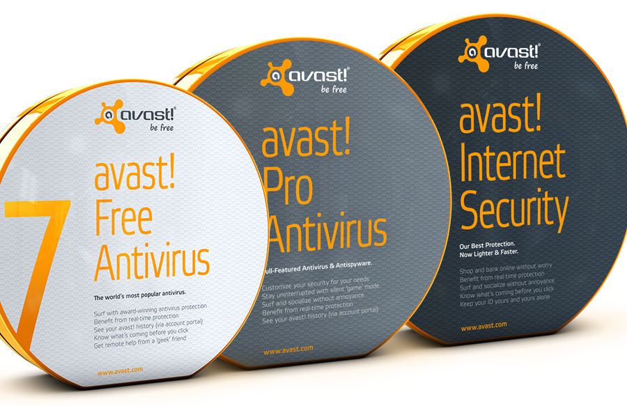 Avast! Pro Antivirus / Internet Security / Premier 2013 8.0.1489.300