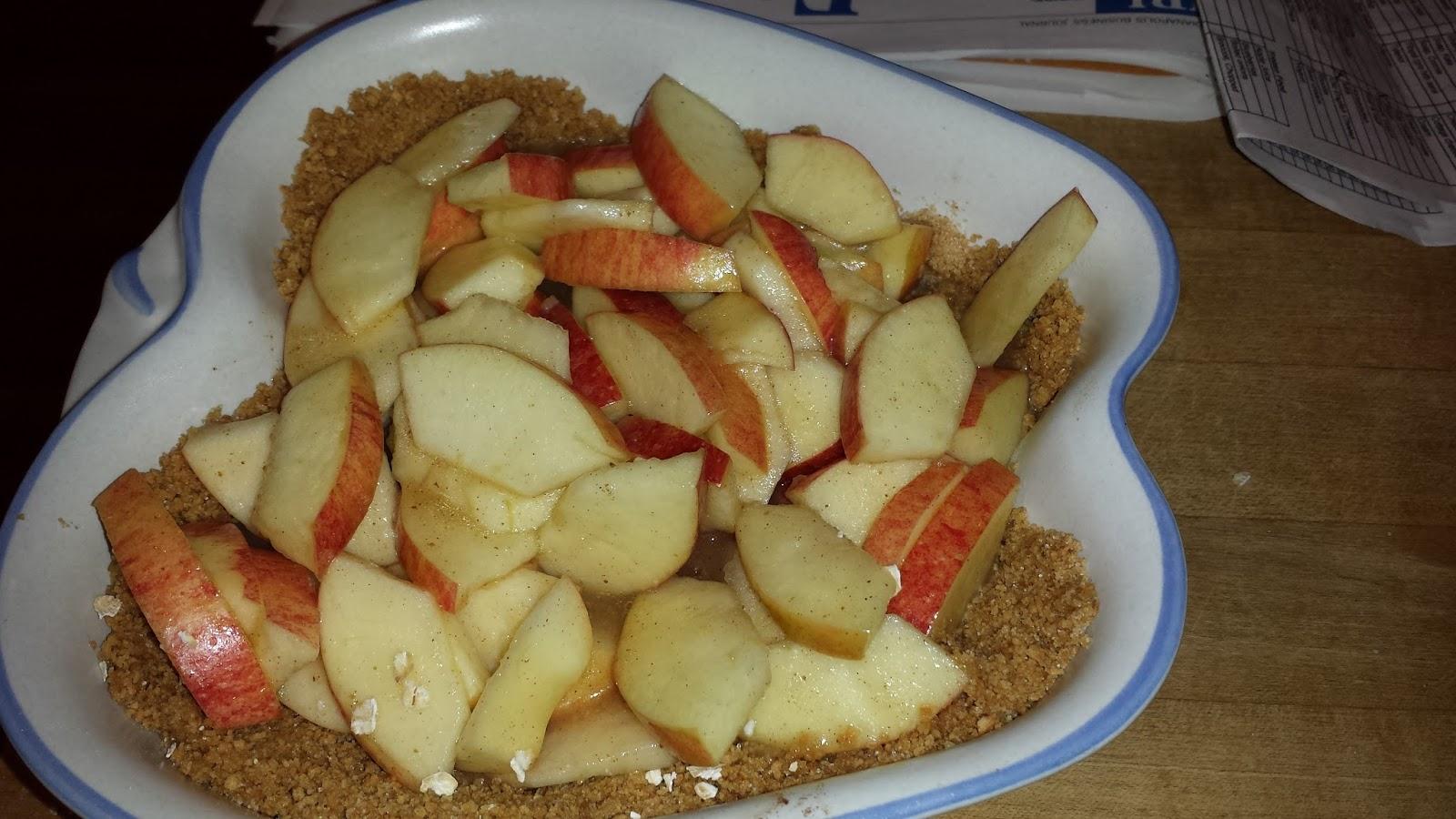 Kate's Kitchen: Five Spice Apple Pie
