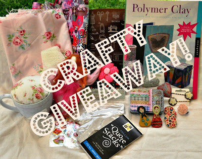 Crafty Giveaway @ The Crafeteria