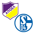 APOEL Nikosia - FC Schalke 04