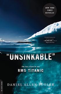 an analysis of the unsinkable titanic Peter travers declares that the film 'titanic' represents the best and  from england to new york, the unsinkable titanic hit an iceberg and went down off the.