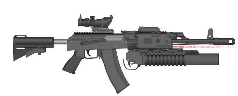 di bawah ini adalah contoh gambar gambar senjata point blank