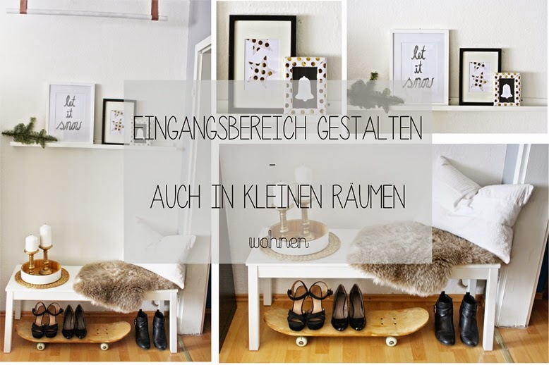 wohnvorstellungen wohnen deko und diy eingangsbereich in einer einzimmerwohnung tipps und. Black Bedroom Furniture Sets. Home Design Ideas