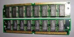 EDO RAM (Extended Data Out RAM)