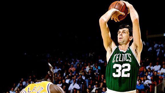 Kevin McHale Celtics