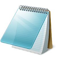 ECHO 17 NOTEPAD