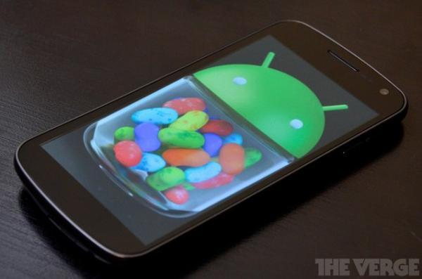 Android Jelly Bean começa a chegar ao Samsung Galaxy S3