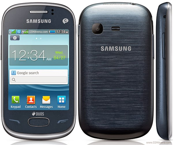 Harga Dan Spesifikasi Samsung Rex 70 S3802