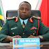 Huyu Ndo Katibu Mkuu wa Maliasili na Utalii Meja Jenerali Gaudence Milanzi .....Kazi Kwenu Majangili