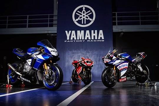 Yamaha bersiap balik ke  WSBK