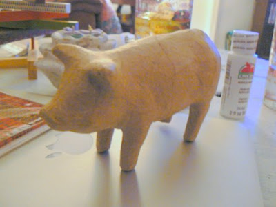 mylittlehousedesign.com unpainted cardboard craft store animal