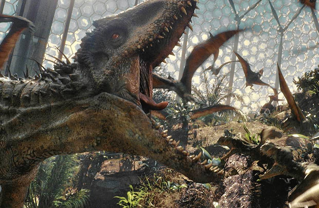 Tiny Wreck Jurassic World Review Gods Unwanted Children Park Fuse Box While Is Far Better Than The Third Film And Star Lord Chris Pratt Does His Very Best In Bringing Out A Game