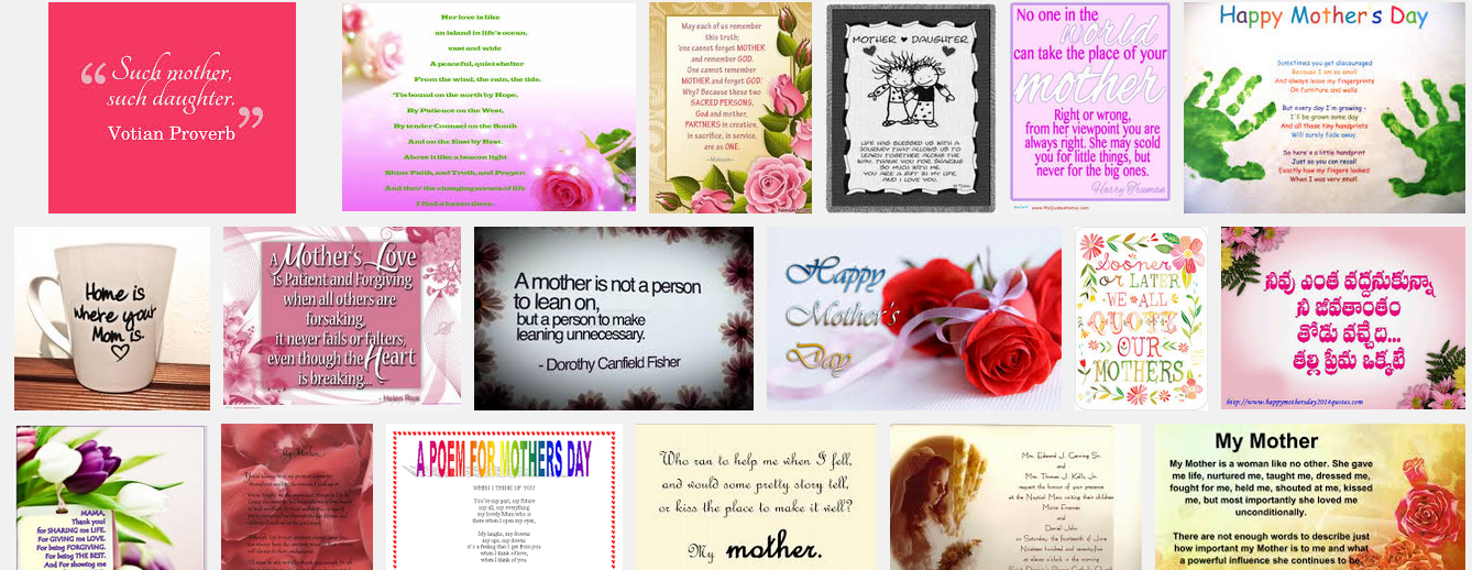 Mothers day quotes from Daughter in Spanish son fb cover pic whatsapp
