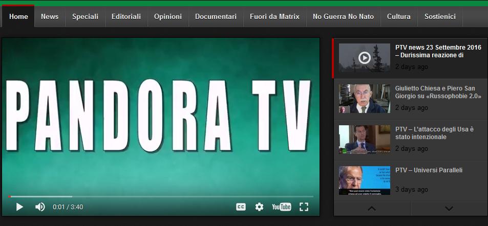 PANDORA TV