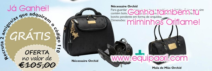mala orchid Oriflame
