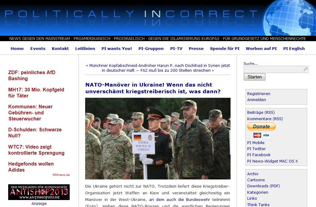 http://www.pi-news.net/2014/09/nato-manoever-in-ukraine-wenn-das-nicht-unverschaemt-kriegstreiberisch-ist-was-dann/