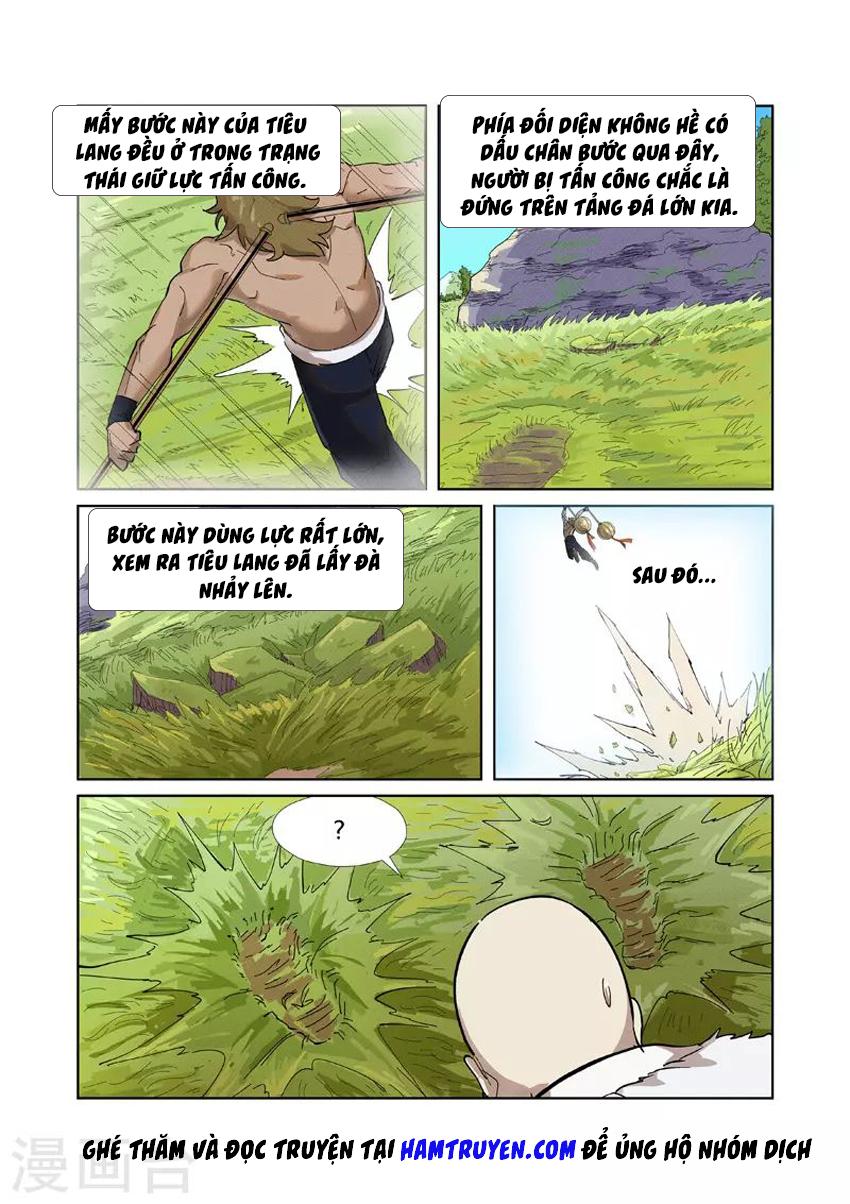Yêu Thần Ký Chap 220.5 page 3