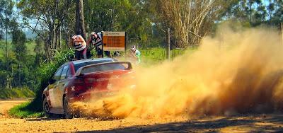 Ulysses Bertholdo e Marcelo Dalmut ficaram em segundo lugar na categoria 4x4, também com um Mitsubishi Lancer. Foi o suficiente para serem campeões brasileiros em 2013 do rally de velocidade.