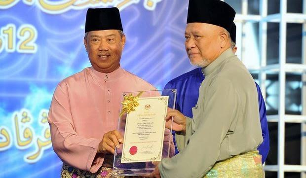 Biodata Tan Sri Syaikh Ismail Muhammad Penerima Anugerah Perdana Maulidur Rasul 2015