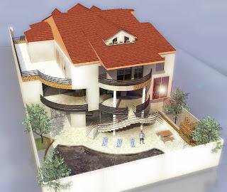 Vous souhaitez un plan de maison ou un plan villa for Plan de villa