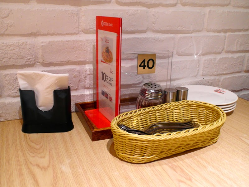 Pasta De Waraku Restaurant Changi Airport Terminal 2 Food Review lunarrive blog Singapore