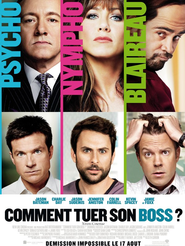 Regarder le film Comment tuer son Boss? en streaming VF