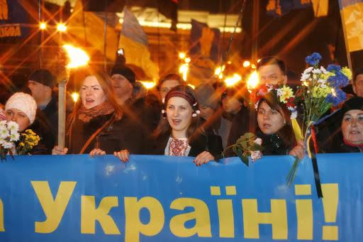 факельный марш Свободы