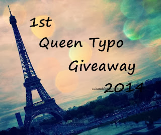 http://sukasukianiss.blogspot.com/2014/03/1st-queen-typo-giveaway-2014.html?m=1