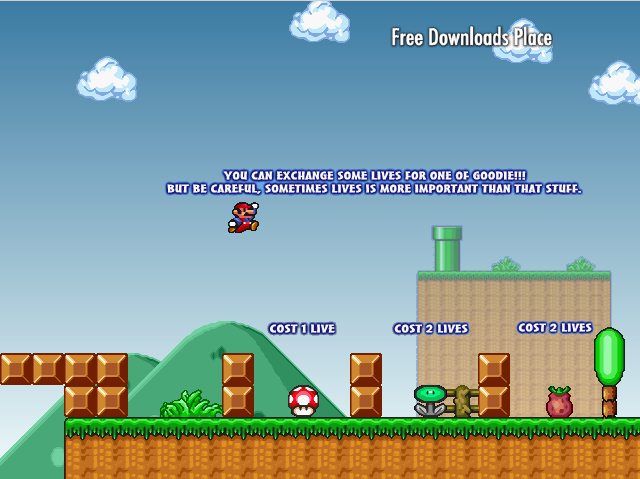 Buziol Games - Mario Games Download PC