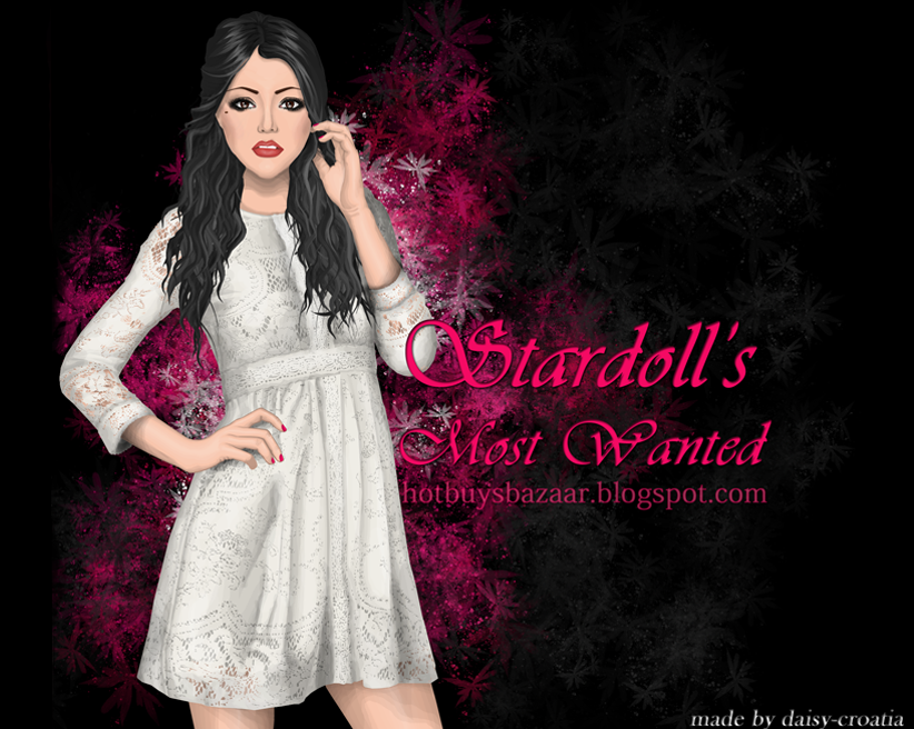 Stardoll's Most Wanted...
