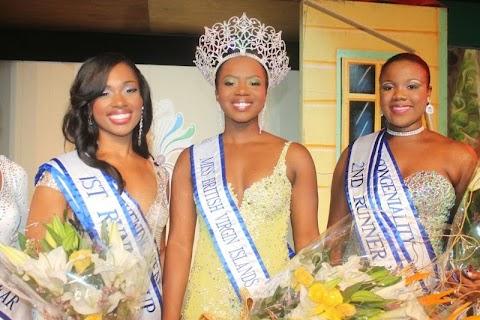 Miss British Virgin Islands 2014