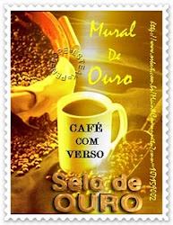 SELO CEDIDO PELA COMUNIDADE CAFÉ COM VERSO