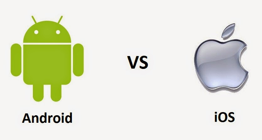 Android Phones vs iPhones