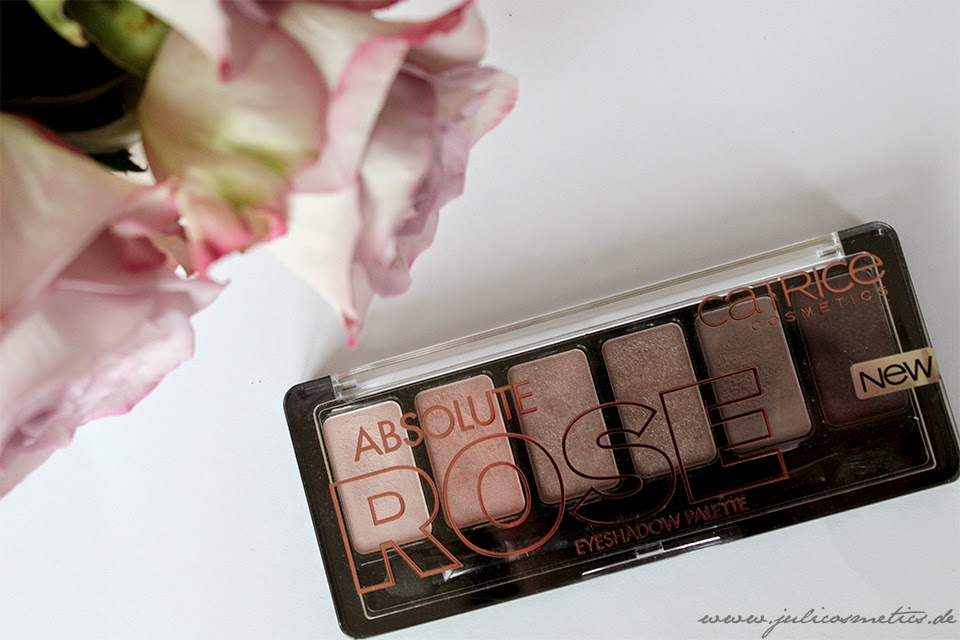 Catrice Absolute Rose Palette