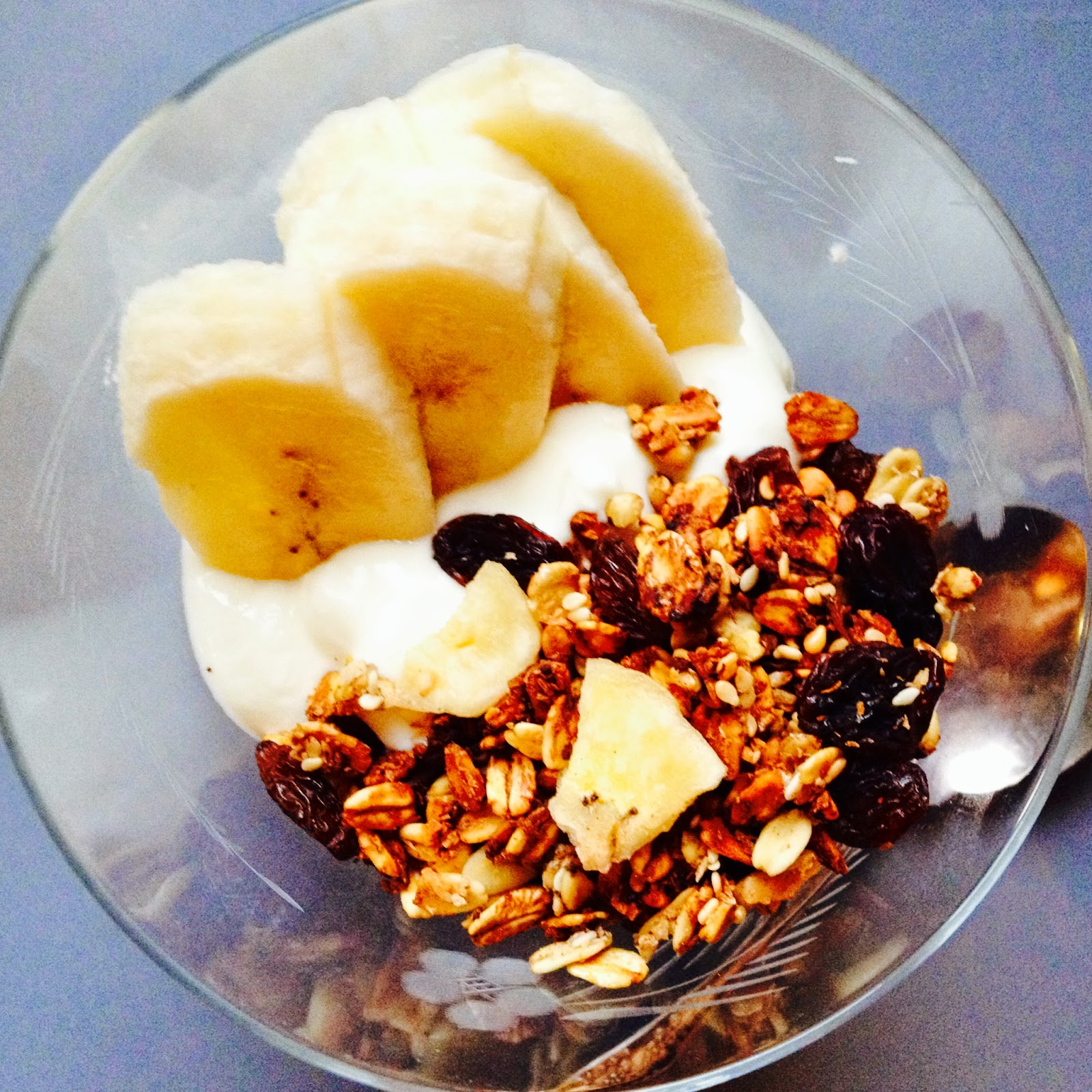 How To Make Banana Granola Credit: Lucy Corry/The Kitchenmaid