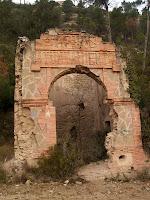 L'antiga Caseta d'Aigües de l'Ajuntament