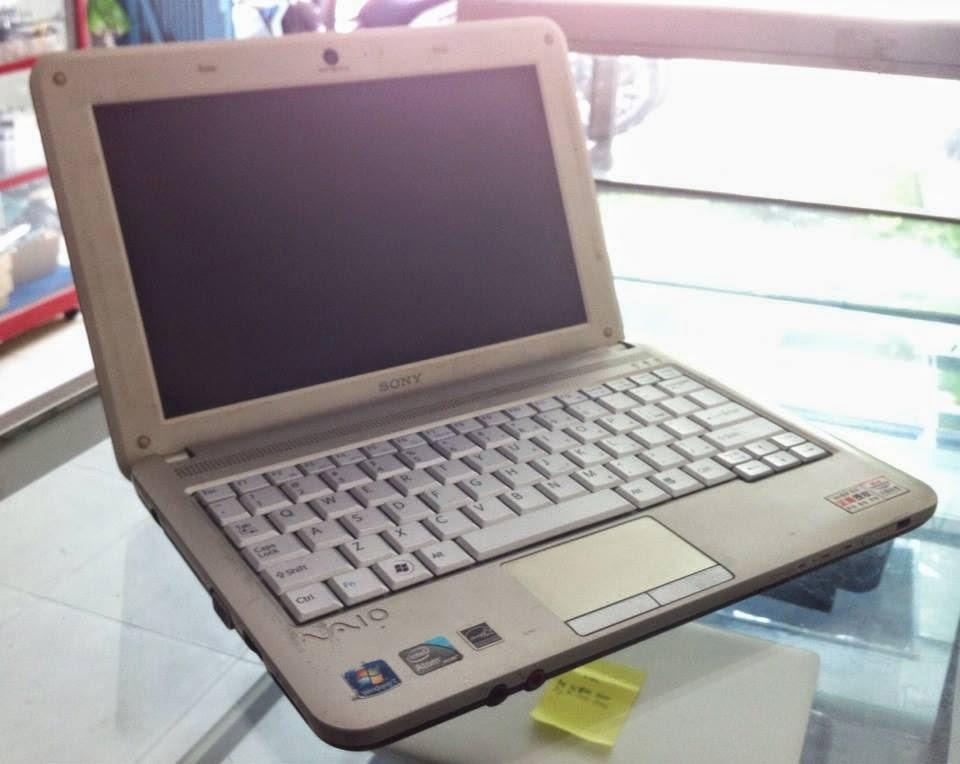 jual laptop bekas sony vaio