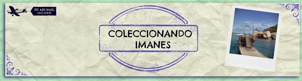 Coleccionando Imanes