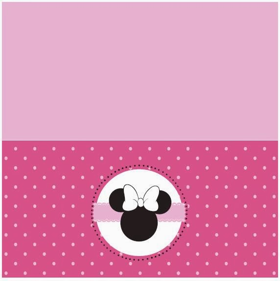 Minnie Mouse: Sweet Free Printable Party Kit. | Is it for PARTIES ...