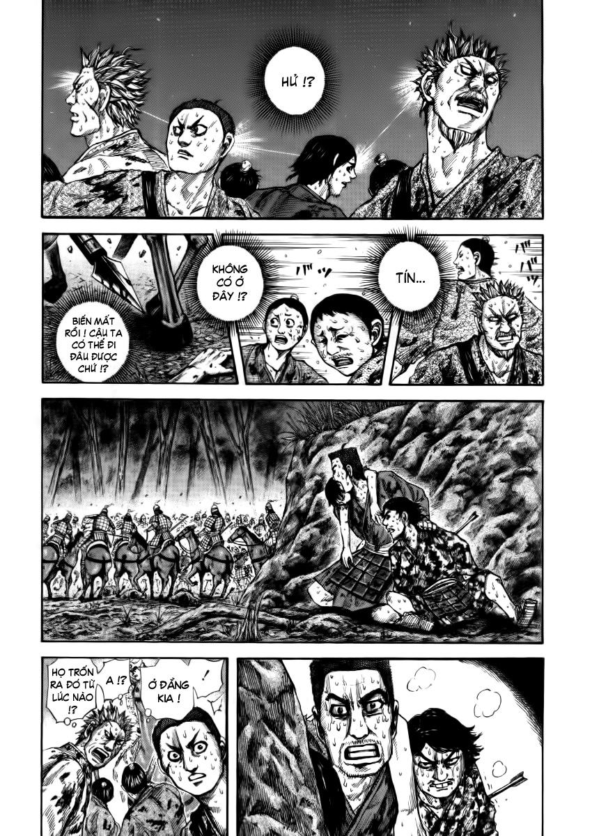 Kingdom - Vương Giả Thiên Hạ Chapter 147 page 13 - IZTruyenTranh.com