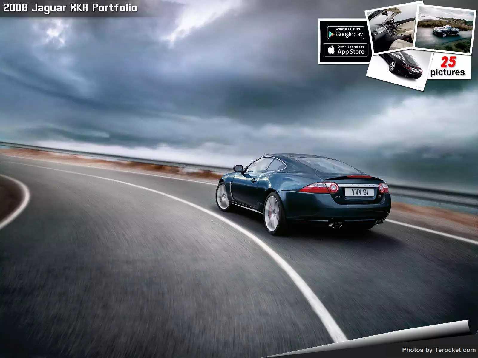 Hình ảnh xe ô tô Jaguar XKR Portfolio 2008 & nội ngoại thất