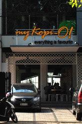 Foto Lokasi My Kopi O Cafe Semarang