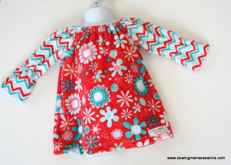 Cuddle Bouquet Dress