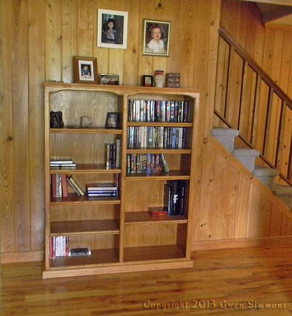Used Furniture- Book shelf