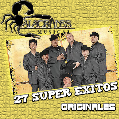 Alacranes Musical – Andar Conmigo Lyrics | Genius Lyrics